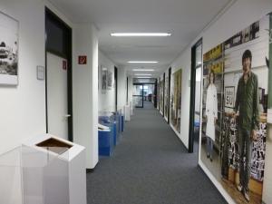 Diese Büros mussten gefüllt werden