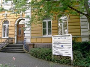 Haus der Kultur, Bonn