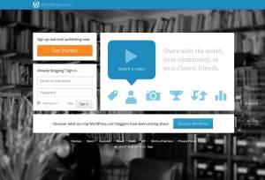 Ein Blog entsteht