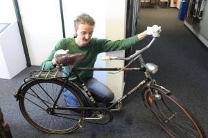 Ole und das Rad