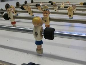 Tischfußball aus der DOMiD-Sammlung