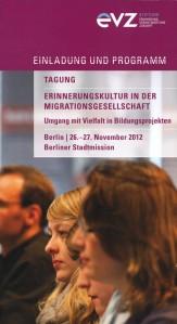Veranstaltung der Stiftung Erinnerung, Verantwortung und Zukunft