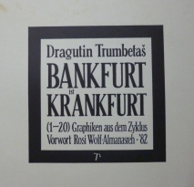 Bankfurt ist Krankfurt